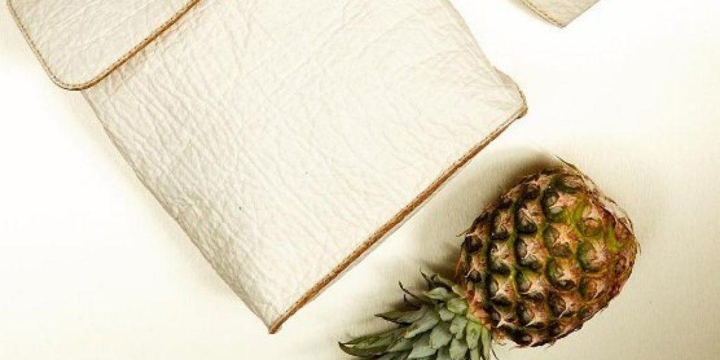 [:fr]Piñatex : le cuir à base de fibres d'ananas[:]