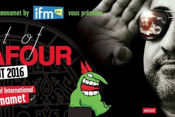 Festival Juste pour rire-Jaafar El Guesmi