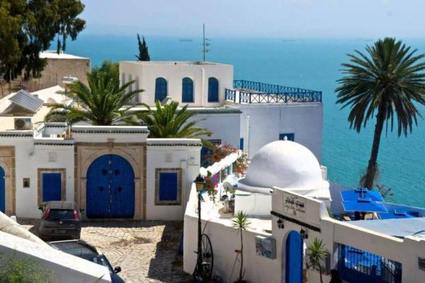 Village sidi bou said