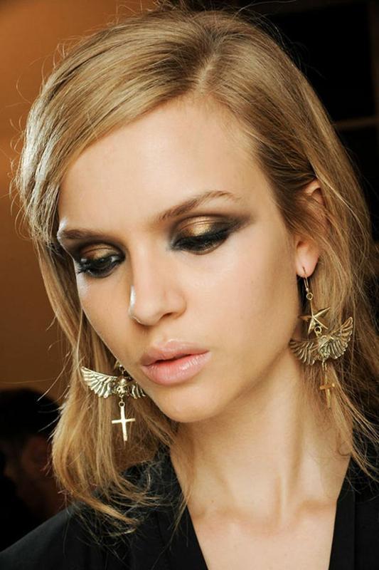 soiree-reveillon-maquillage-or