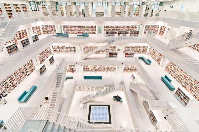 bibliothèques 5- La Sultane Magazine- LaSultaneMag- Sultanemag