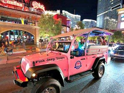 Las Vegas Strip Sightseeing And Walking Tours