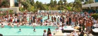 Wet Republic Ultra Pool at MGM Grand. Adults only Las ...