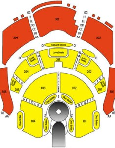 Zumanity seating chart tickets  cirque du soleil las vegas show also solidique rh