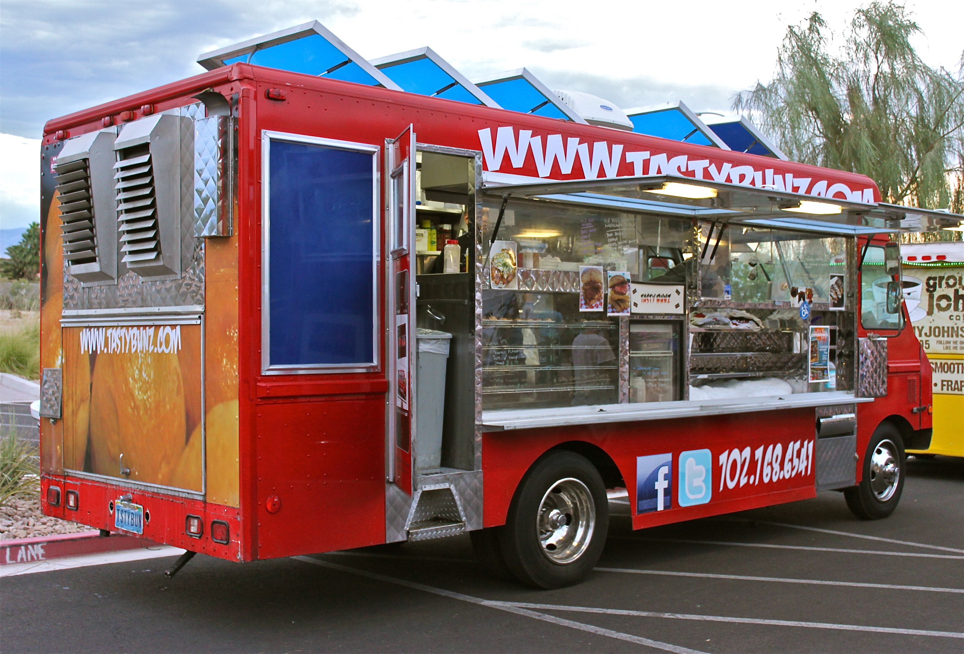Food Truck Treats