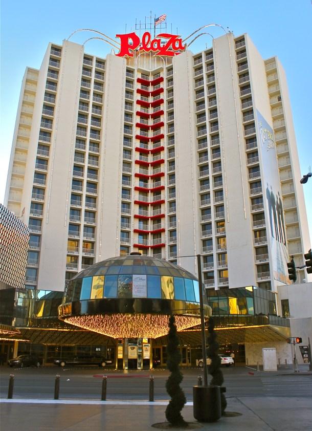 Plaza in Downtown Las Vegas