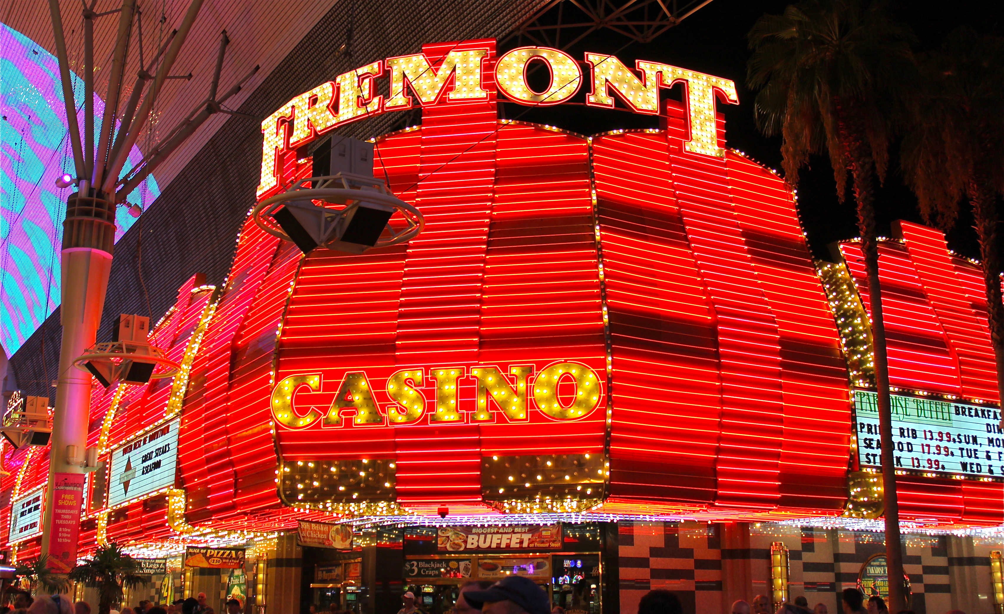 Fremont casino las vegas casino tricks slot machines