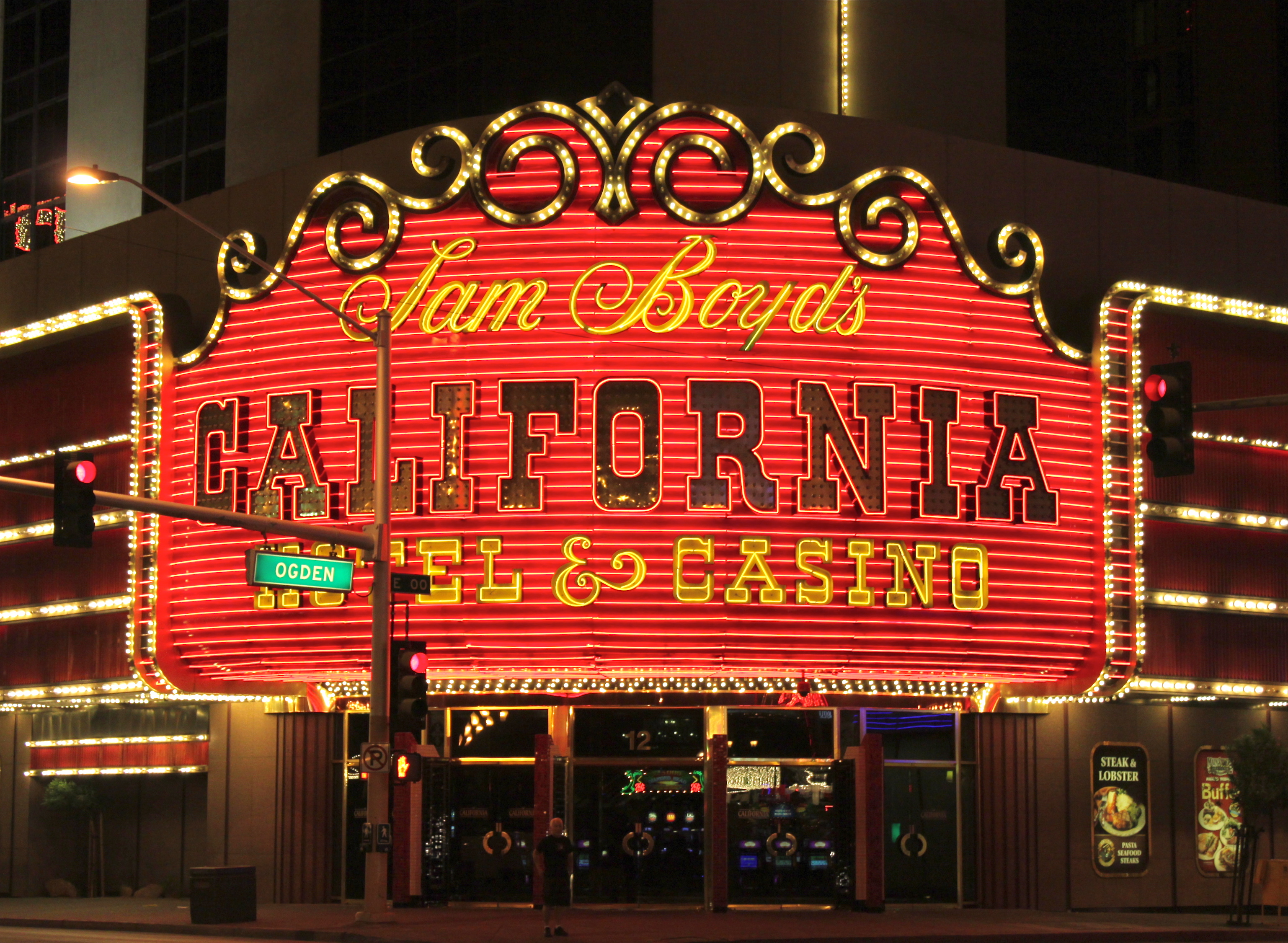 Sam boyds california hotel casino famous gambling names