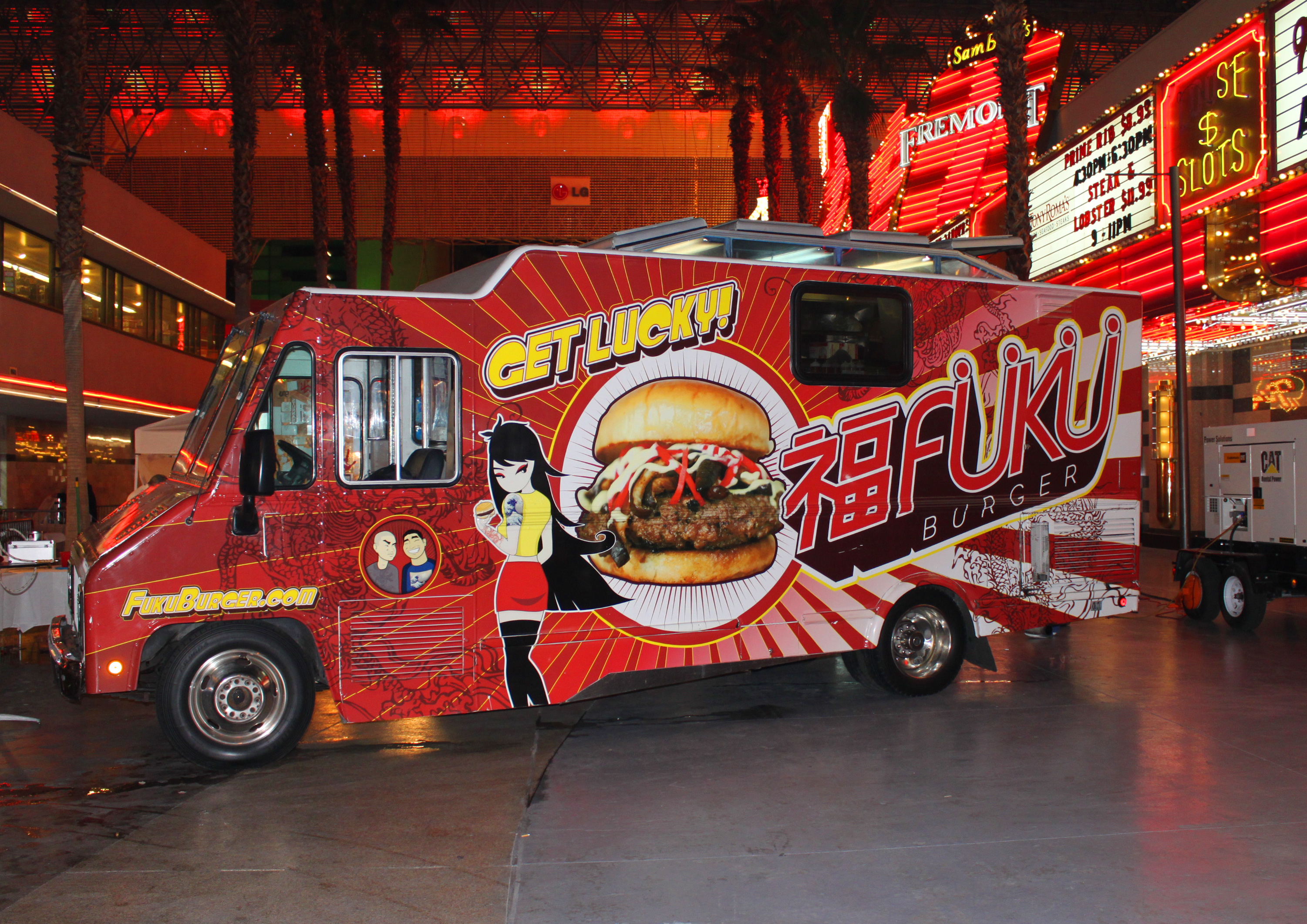 Las Vegas Downtown Food Trucks