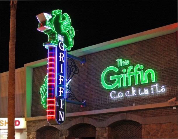 The Griffin in Downtown Las Vegas