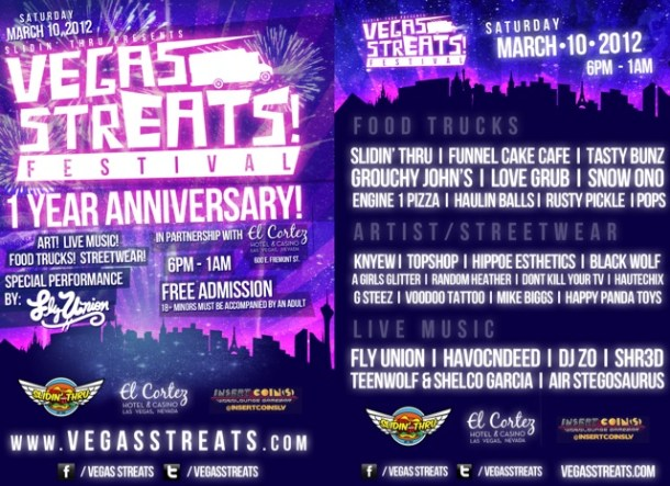 Vegas Streats March 10, 2012
