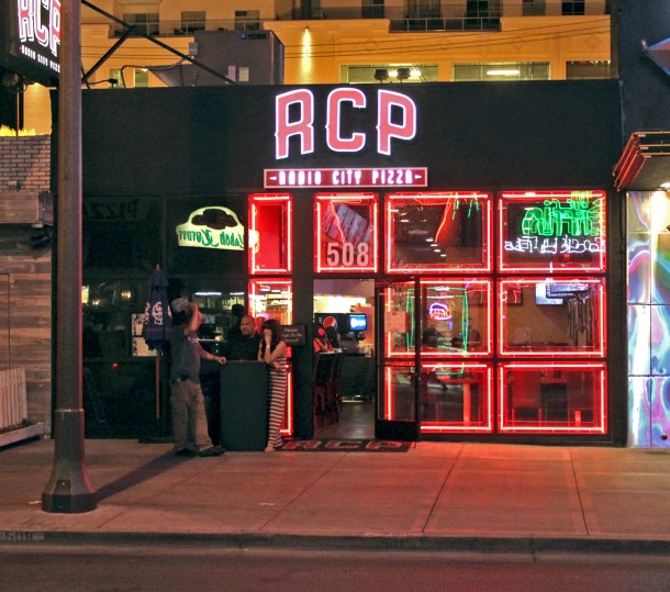 Radio City Pizza RPC