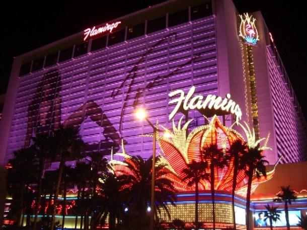 The Flamingo Hotel in Las Vegas