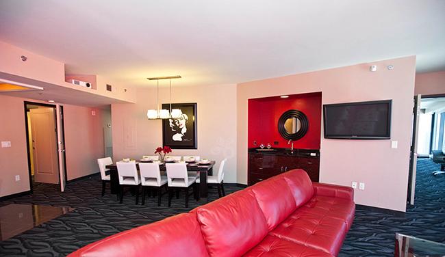 Two Bedroom Suite Premier