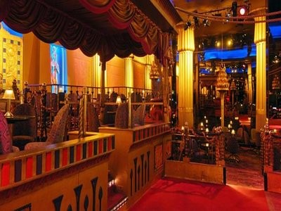 Join the Happy Hour at Cleopatras Barge at Caesars in Las Vegas NV 89109