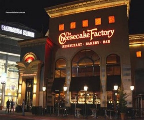 Join the Happy Hour at The Cheesecake Factory Henderson in Las Vegas. NV 89052