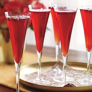 Pomegranate Martini!