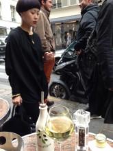 Everyone Smokes in Paris