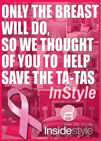 Help SAve The TA-TAS with InsideStyle