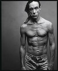 Annie Leibovitz - American Music - Iggy Pop Photo