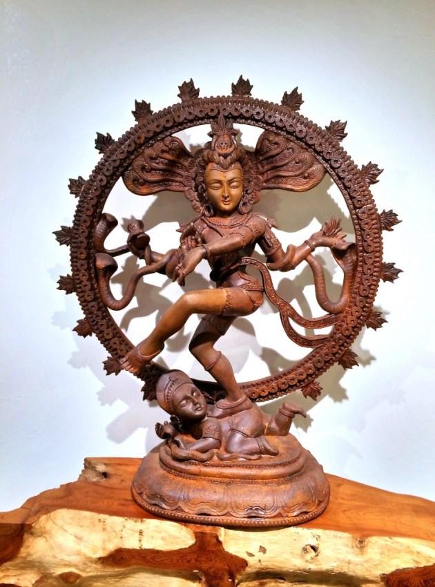 Nataraja Dancing Shiva Statue