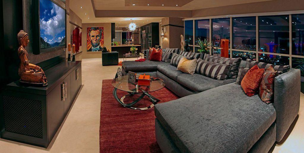 Interior designer contemporary