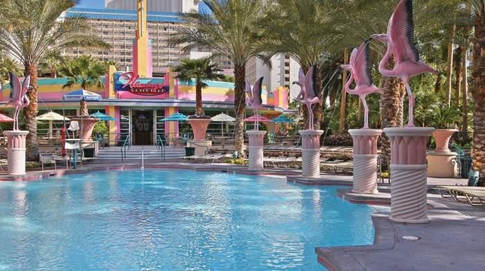 Flamingo Las Vegas Pool