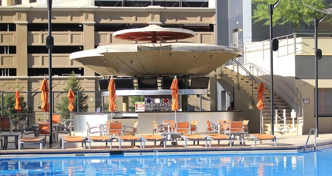 Elara Las Vegas Poolside Bar And Grill