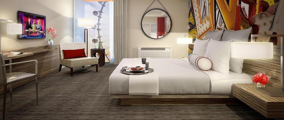 A Linq room