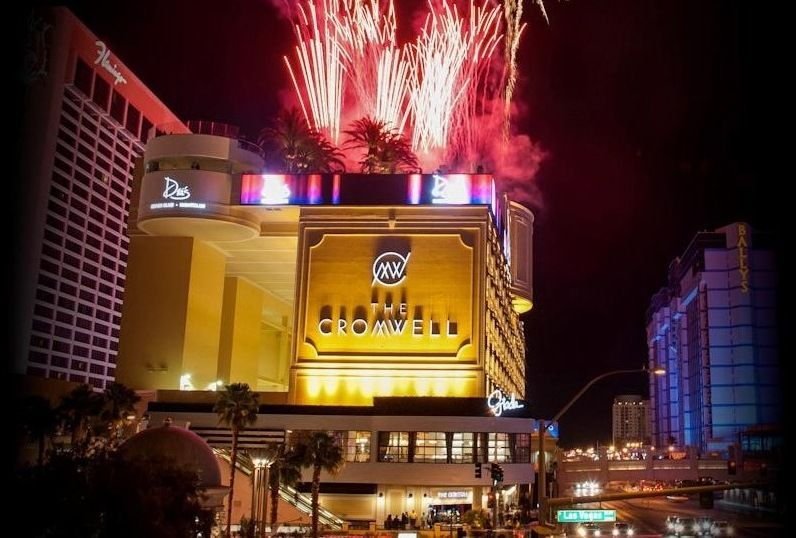 The Cromwell Las Vegas Hotel  Casino  lasvegasjauntcom