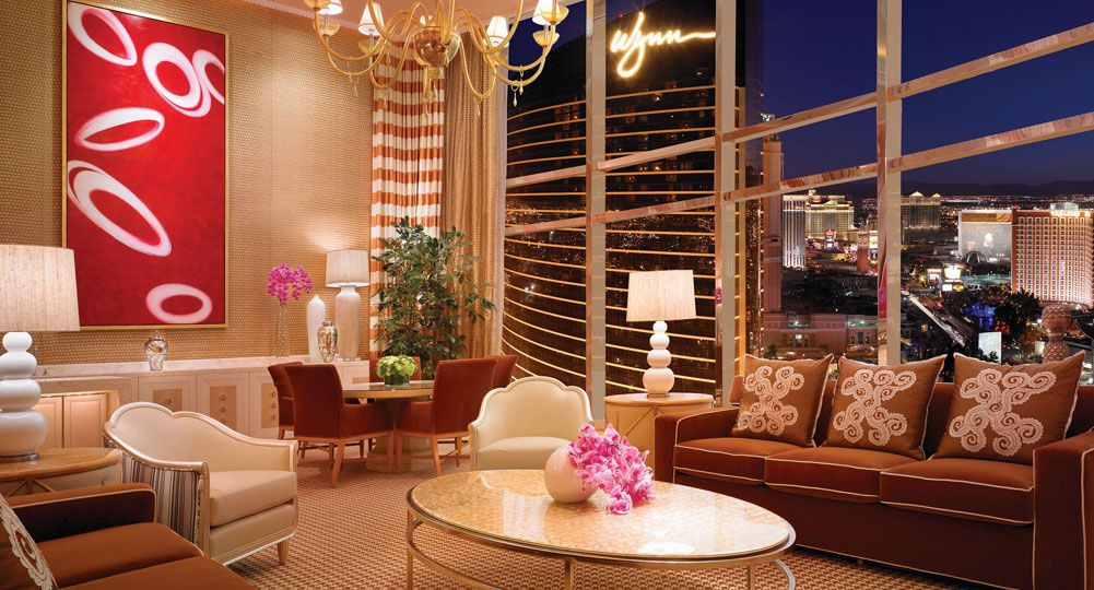 The 48 Most Luxurious Suites Of Las Vegas Lasvegasjaunt Interesting 3 Bedroom Penthouses In Las Vegas Style