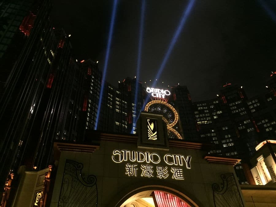 Macau Studio City Casino