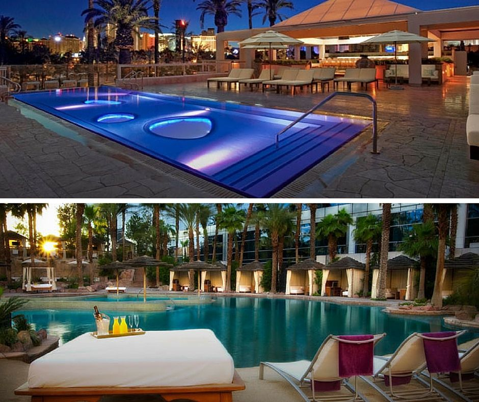 Rehab Pool Hard Rock Hotel Las Vegas