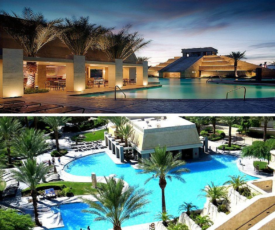 Cancun Hotel Pool Vegas