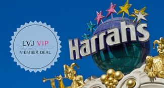 Harrah's Las Vegas VIP Member Deal