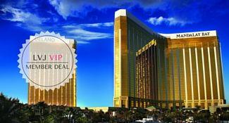 Mandalay Bay Las Vegas Discount Deal