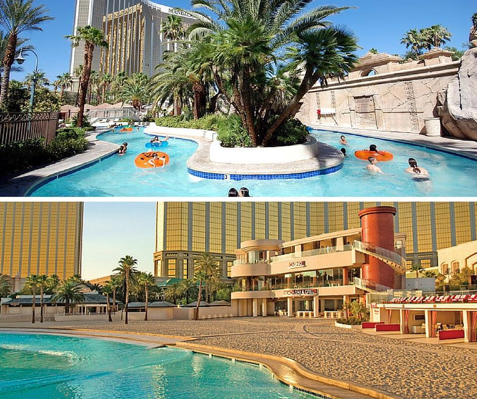 A guide to the best vegas pools for Pool of pools