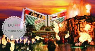 Mirage Las Vegas Discount Deal