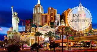 New York New York Las Vegas Discount