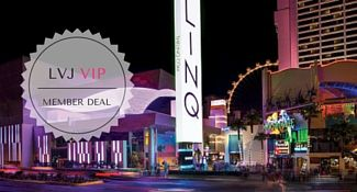The Linq Las Vegas VIP Member Deal