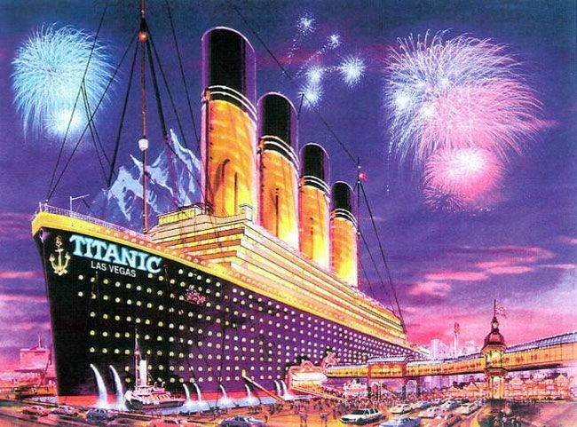 Titanic Hotel And Casino Las Vegas
