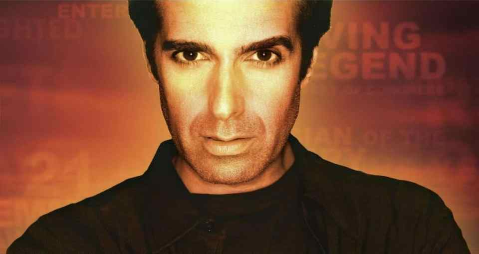 David Copperfield Mgm Grand Las Vegas Discount tickets