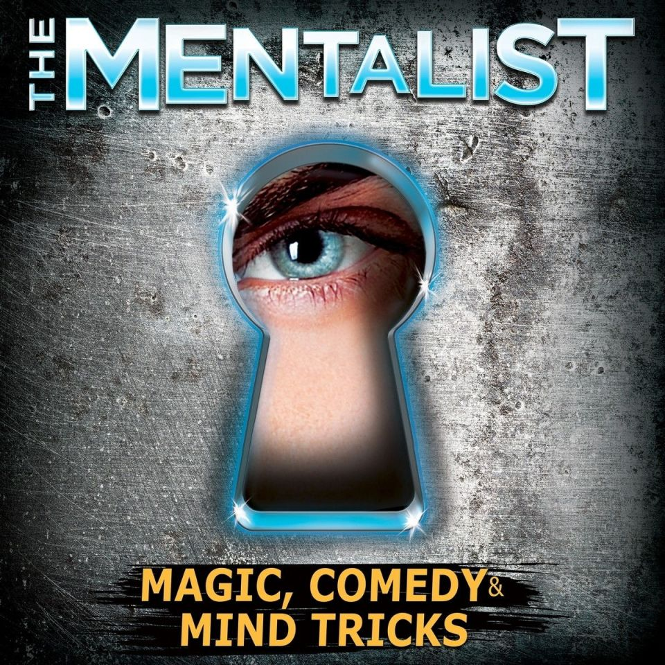 The Mentalist Gerry McCambridge Las Vegas show tickets