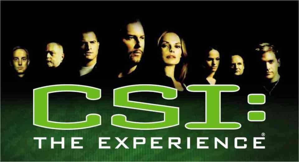 CSI the experience MGM Grand Las Vegas Discount