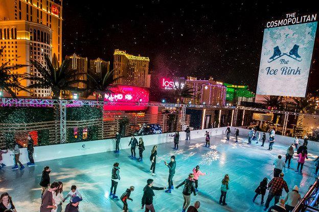 Cosmopolitan Las Vegas Ice Rink