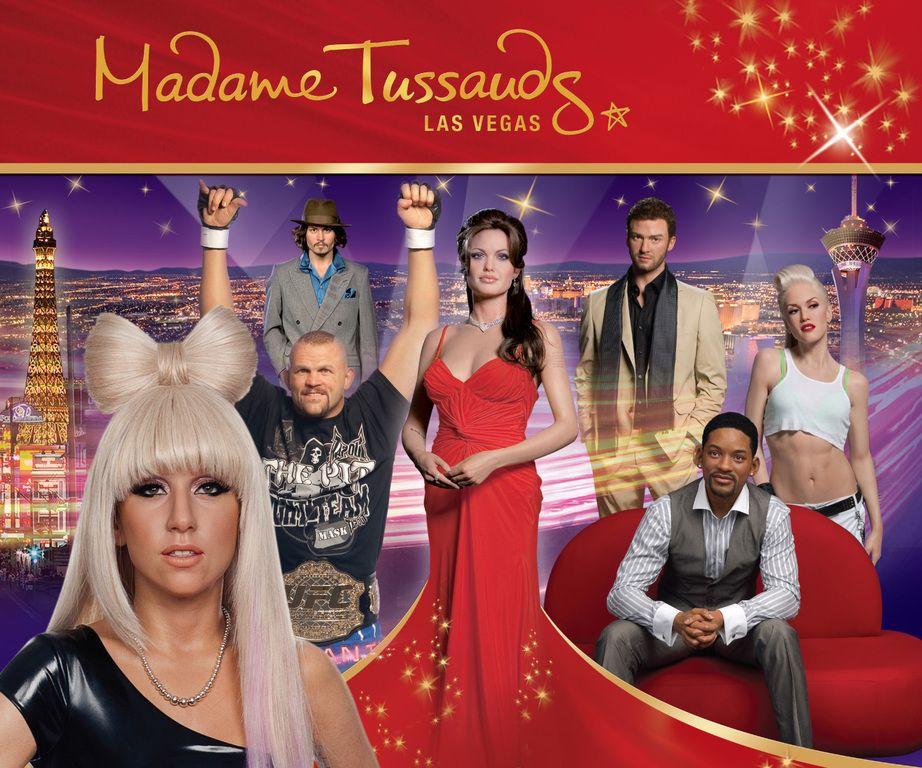 Madame Tussauds Wax Museum Las Vegas Discount