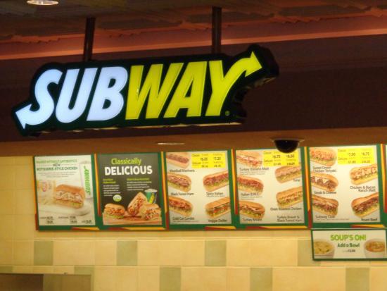 Gold Coast Las Vegas Subway