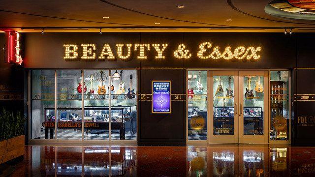 Beauty & Essex Cosmopolitan Las Vegas