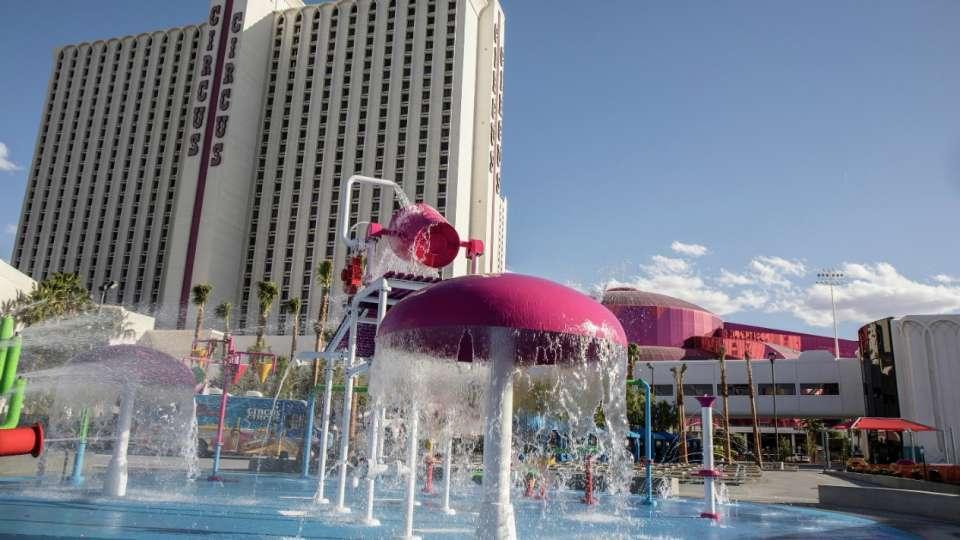 Circus Circus Hotel Las Vegas Pool