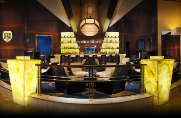 Onyx Bar Red Rock Resort Las Vegas
